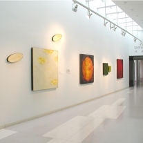 Installation at Moore College of Art and Design